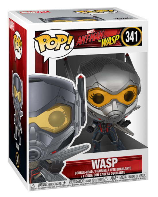Ant-Man and the Wasp Funko Pop