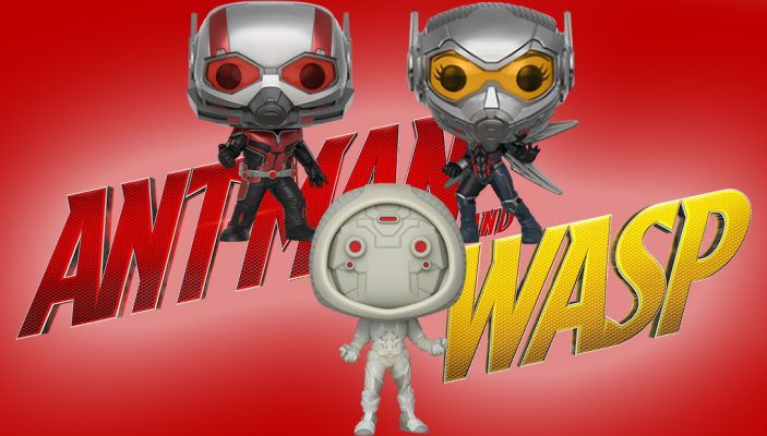 Ant-Man and the Wasp Pop