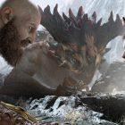 Atreus non doveva essere al fianco di Kratos in God of War