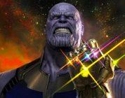Avengers Infinity War Spot