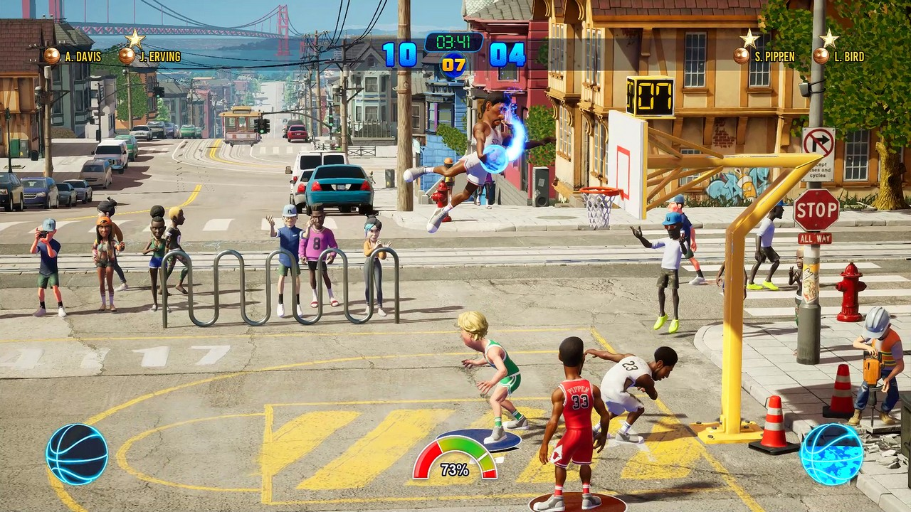 NBA Playgrounds 2 annunciato con un trailer, uscita prevista durante l'estate