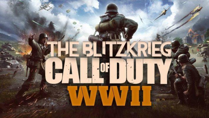Call of Duty: WWII, è già disponibile l'evento Blitzkrieg!