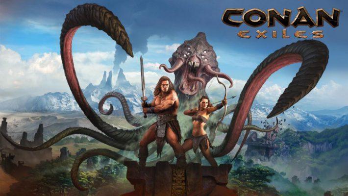 Conan Exiles è finalmente completo ed arriva su PS4, One e PC!