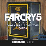 Far Cry 5 – Come aprire le casseforti