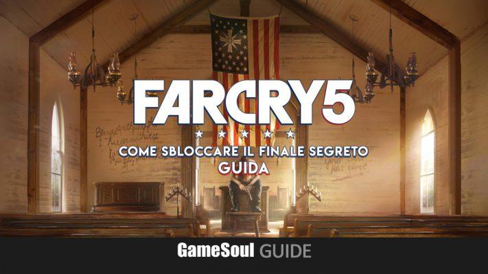 Far Cry 5 – Come sbloccare il finale segreto | GUIDA