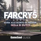 Far Cry 5 – Guida alle scorte da prepper: Isola di Dutch