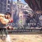 Monster Hunter: World – Le missioni evento e sfida dal 6 al 13 aprile