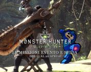 Monster Hunter: World – Le missioni evento e sfida dal 13 al 20 aprile