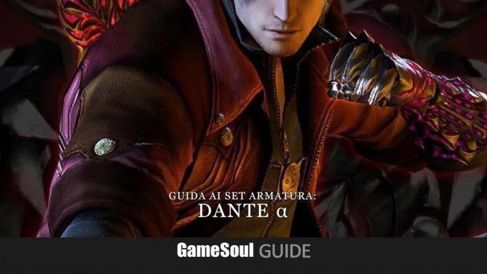 Monster Hunter World – Guida ai Set Armatura: Dante α