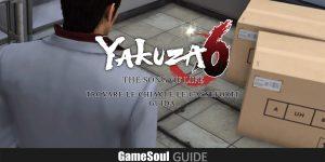 Yakuza 6: The Song of Life – Trovare le chiavi e le casseforti – Guida