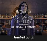 Harry Potter: Hogwarts Mystery – Soluzioni alle domande | GUIDA