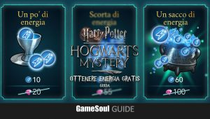 Harry Potter: Hogwarts Mystery – Come ottenere Energia gratis | GUIDA