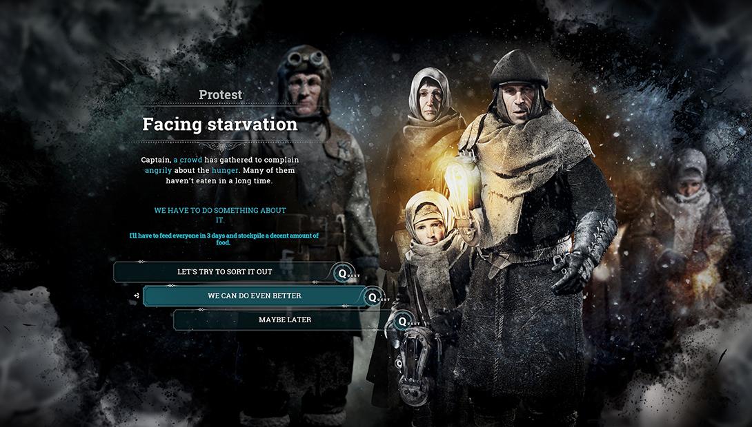 Frostpunk Intervista