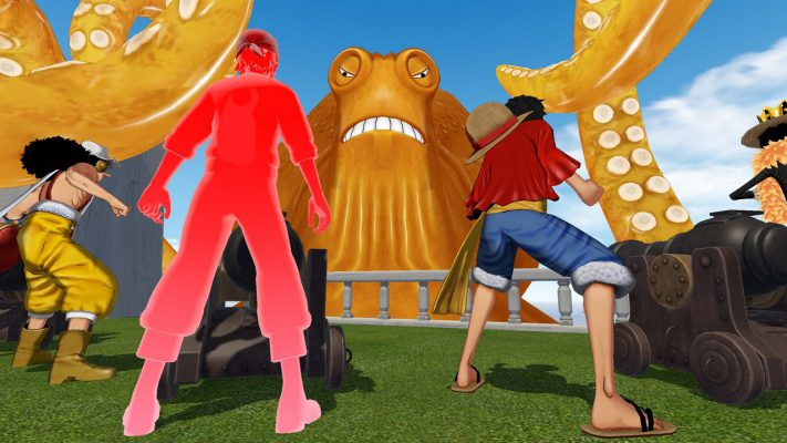 Novità per One Piece World Seeker e One Piece Grand Cruise