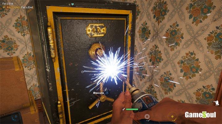 Far Cry 5: come aprire le casseforti