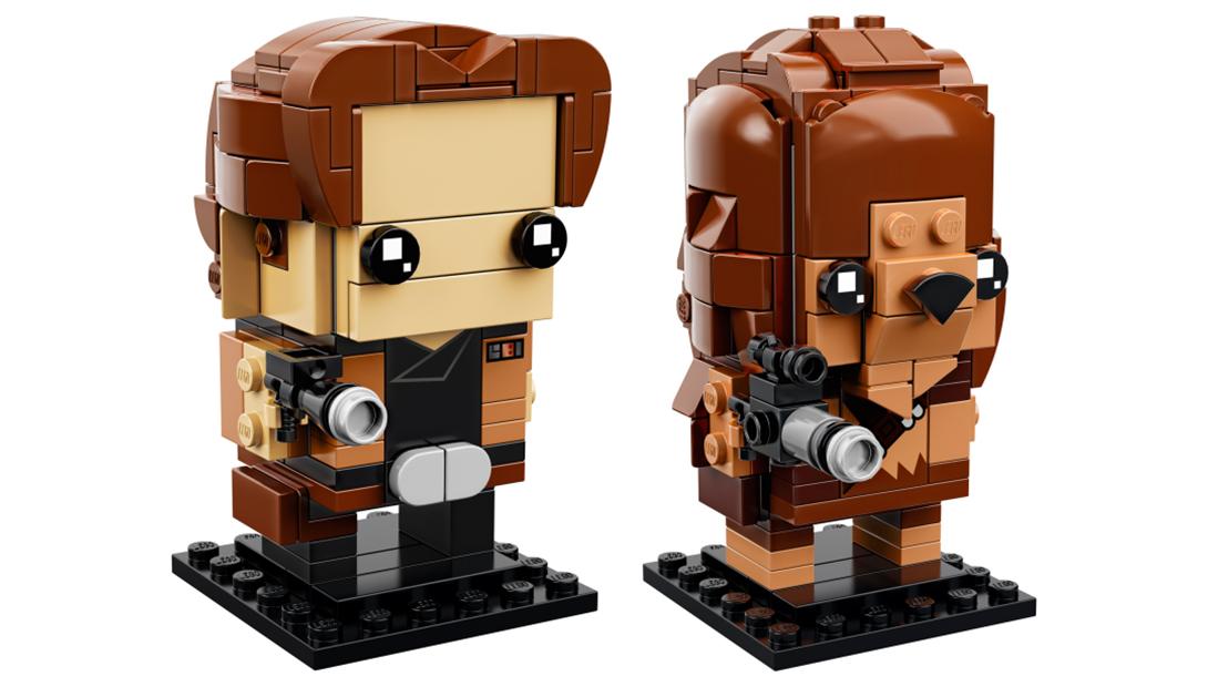 Han Solo Chewie