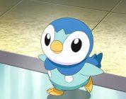 Il Pokémon Piplup come non l'avete mai visto!