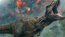 Jurassic World Regno Distrutto