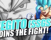 Dragon Ball FighterZ Vegetto