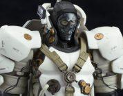 Ludens, mascotte di Kojima Productions, appare negli studi Capcom