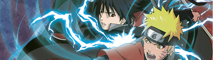 Naruto Shippude: Ultimate Ninja Storm Trilogy