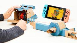 Nintendo LABO provato a Roma e a Milano: ecco com'è andata!