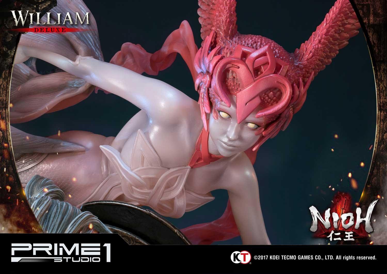 William Nioh Prime 1 Studio