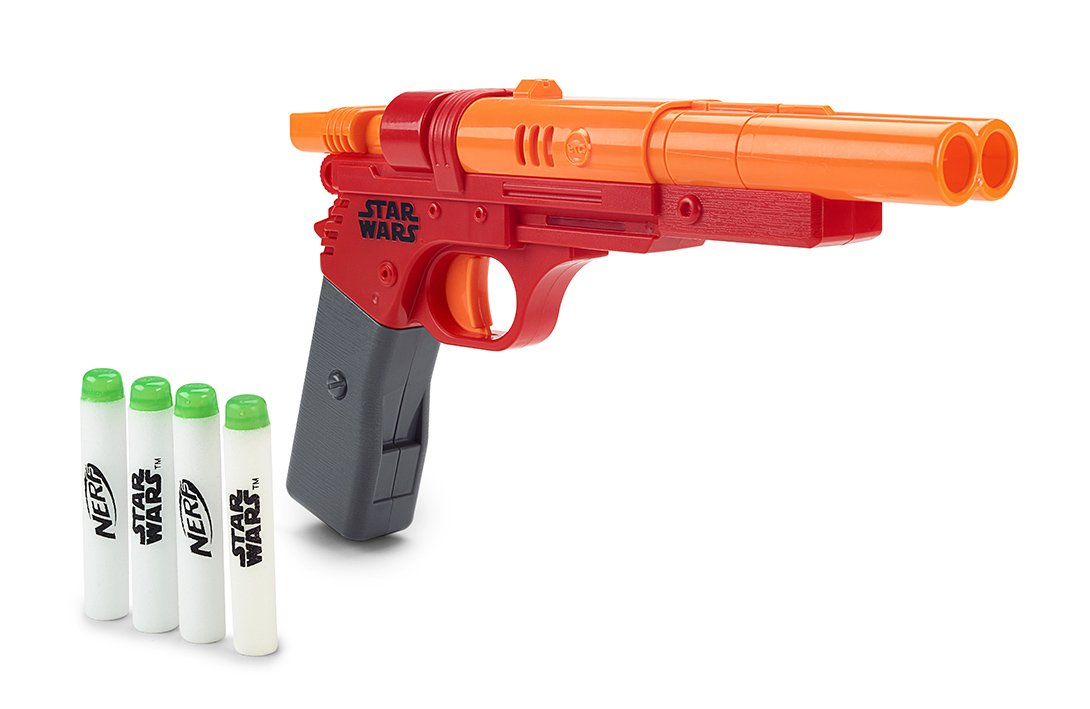 Qi'Ra Blaster