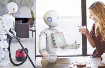 robot domestico amazon vesta
