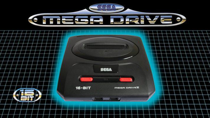 SEGA ha annunciato il SEGA Mega Drive Mini, in arrivo nel 2018