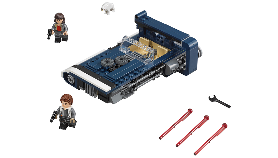Han Solo Speeder