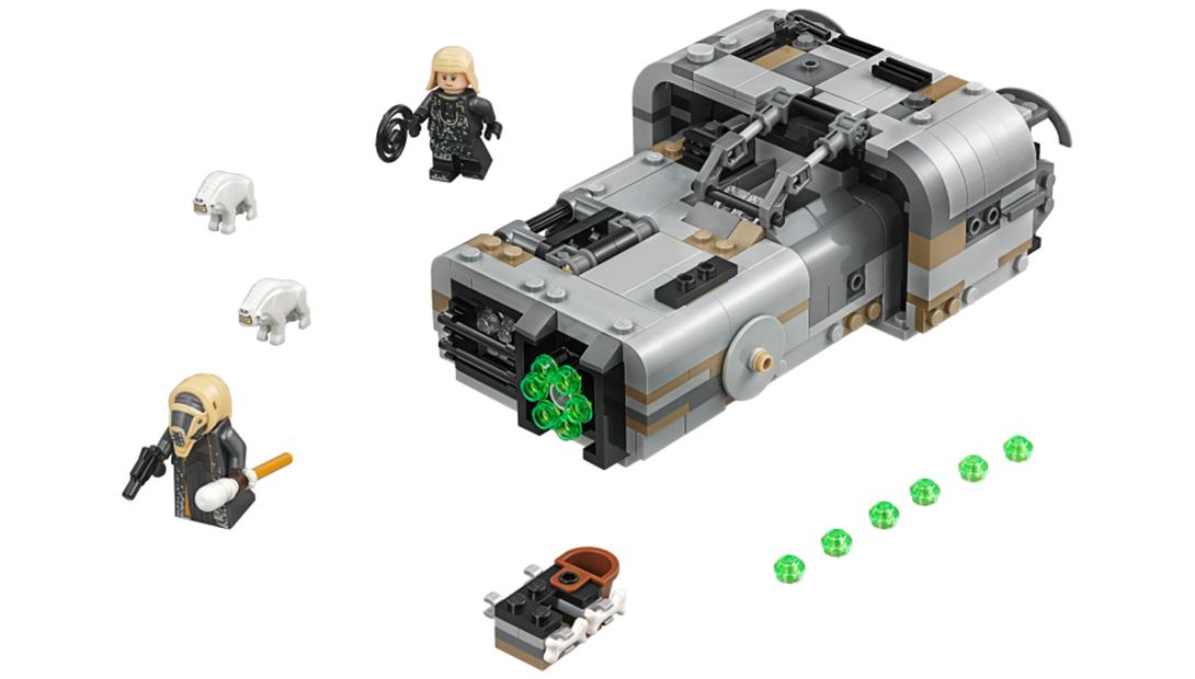Moloch Speeder Solo Star Wars Story