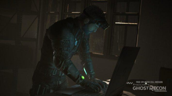 Sam Fisher e i Ghost: un team esplosivo da oggi in Ghost Recon: Wildlands