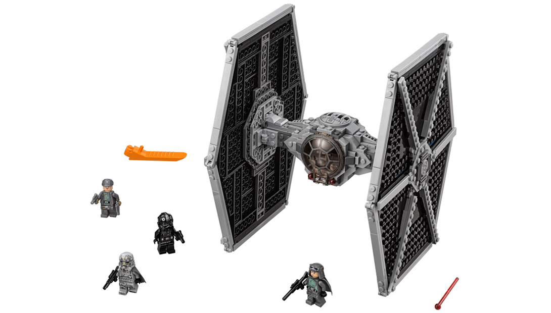 solo Star Wars story tie fighter