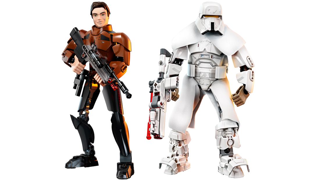 Trooper han Solo a Star Wars story