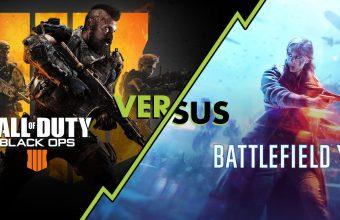Black Ops IIII Vs Battlefield V – I due sparatutto a confronto