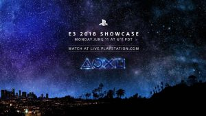 Sony all'E3 2018: data e orario dello Showcase PlayStation