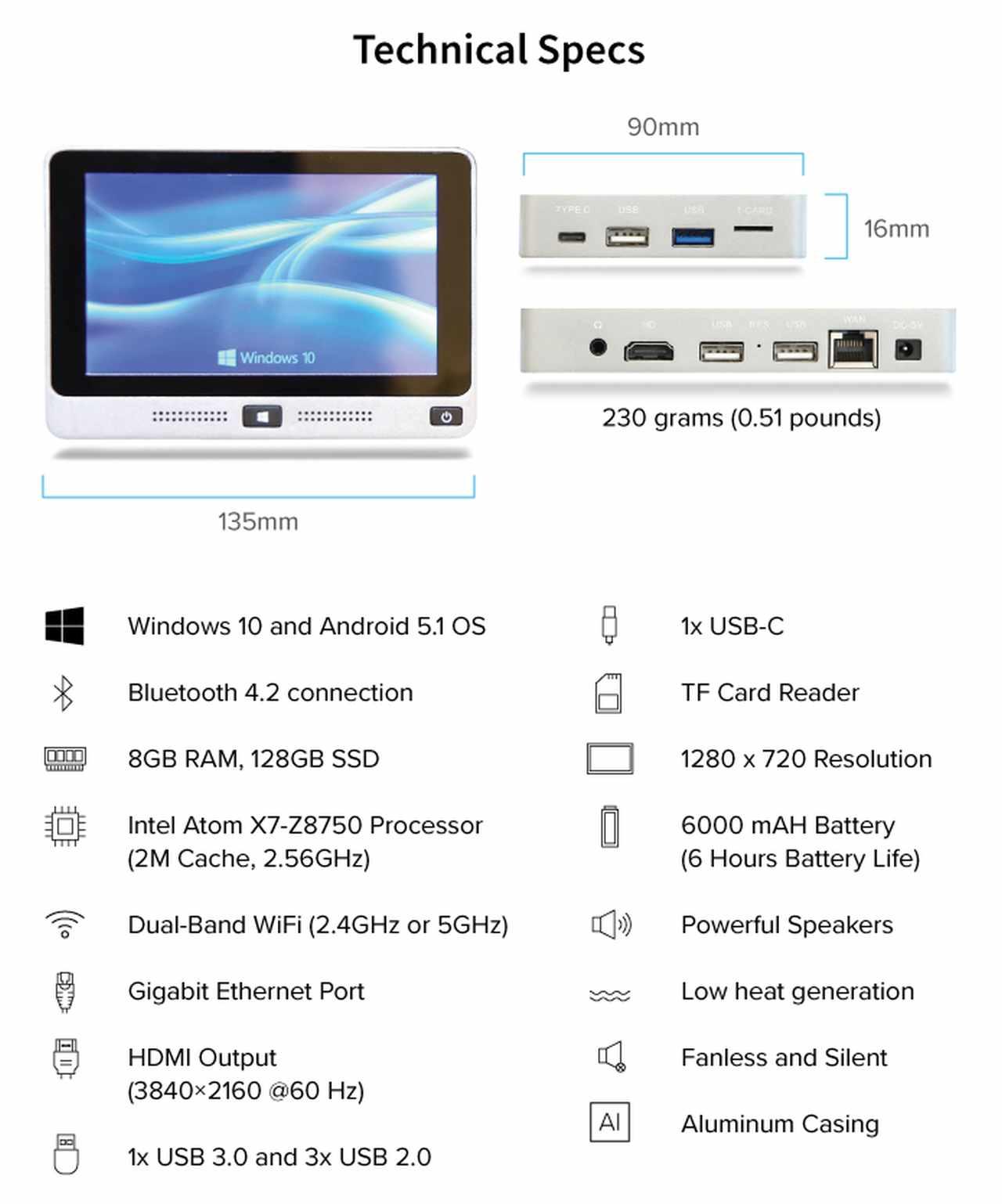mi mini PC