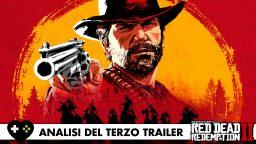 Red Dead Redemption 2 – Analisi del terzo trailer