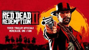 Il nuovo, selvaggio trailer di Red Dead Redemption 2!