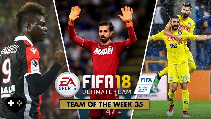 FIFA Ultimate Team – TOTW 35 – L'aggiornamento del 16 maggio
