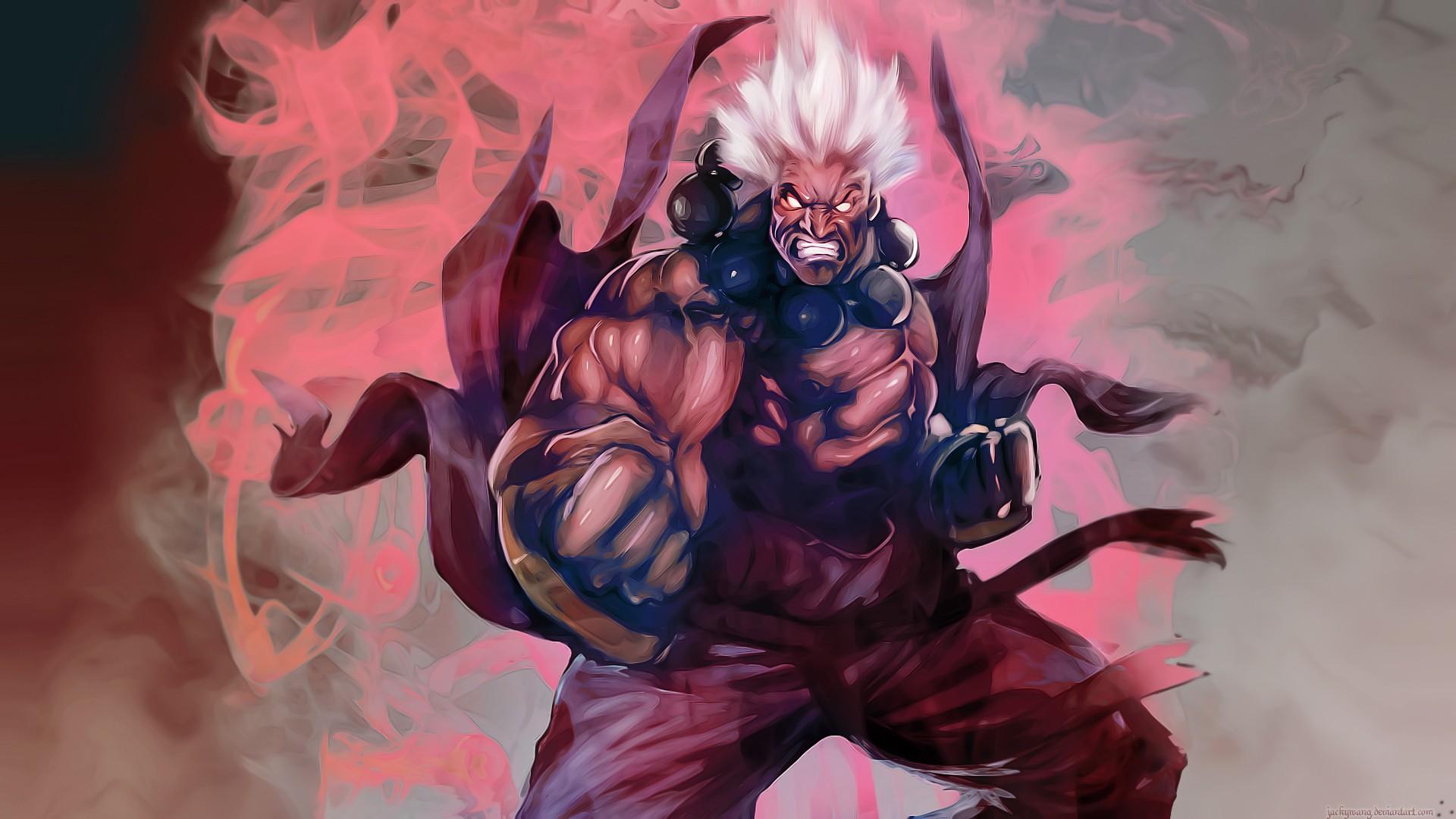 Akuma Street Fighter