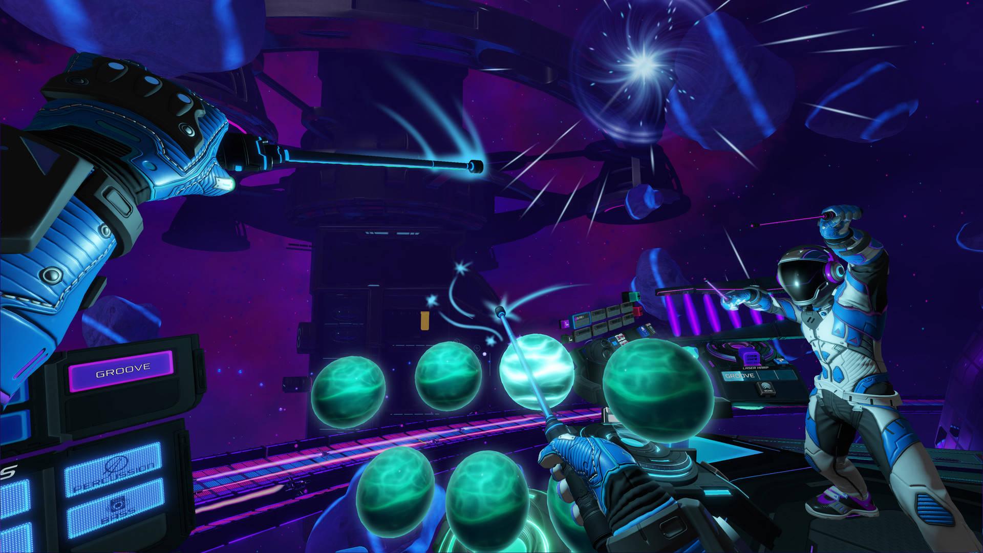 Electronauts GDC 2018 GameSoul