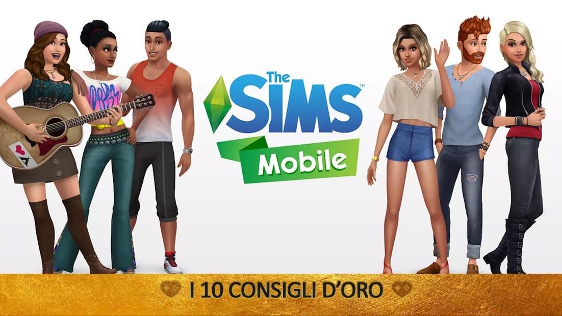 Vasca Da Bagno The Sims Mobile : The sims mobile i 10 consigli doro guida gamesoul.it