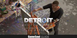 Detroit: Become Human – Diagramma completo: il Pittore | GUIDA