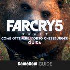 Far Cry 5 – Guida agli specialisti: ottenere l'orso Cheesburger