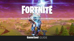Fortnite: Battle Royale – Guida al Mash-up a tempo: Guanto dell'Infinito