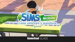 The Sims Mobile – Come sbloccare il pianoforte | Guida