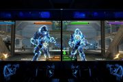 Halo Arcade