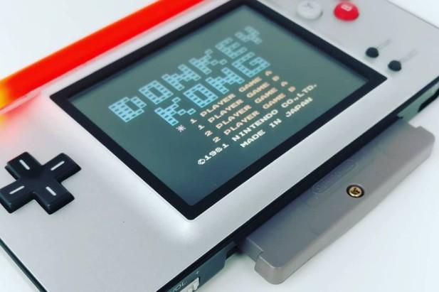 Vi si rompe una portatile Nintendo? Avete ''vinto'' un Game Boy!